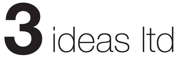 3 ideas logo -